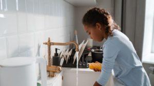 食器洗い乾燥機がある生活で勉強時間を捻出【イギリス・日本】Panasonic NP-TZ300使用感想
